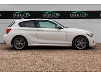2013 63 BMW 1 SERIES 3.0 M135I 3D AUTO 316 BHP