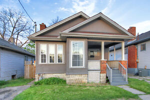 NEW PRICE! 3 Bedroom Bungalow min From Wortley Village