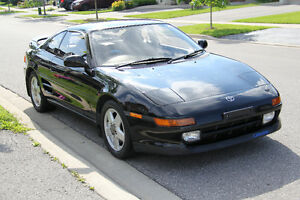 1992 Toyota MR-2 GT-S ( JDM)