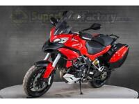 2013 63 DUCATI MULTISTRADA 1200 S TOURIN 1200CC 0% DEPOSIT FINANCE AVAILABLE