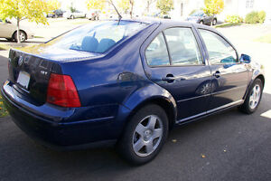 2001 Volkswagen Jetta 1.8 Turbo Sedan