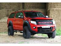 2013 Ford Ranger Pick Up Double Cab Limited 2.2 TDCi 150 4WD Auto 2 door Pick...