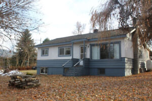 Salmon Arm-In Town Acreage