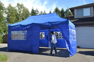 Pop up tent, Canopy, Gazebo, Market Tent, FREE Delivery. 3 Sizes