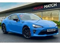 2019 Toyota GT86 CLUB SERIES BLUE ED D4S A Auto Coupe Petrol Automatic