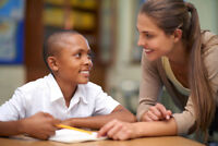 Prevent summer setbacks with customized In-Home tutoring!