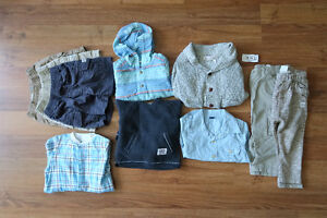 12-18 month baby boy clothing lot