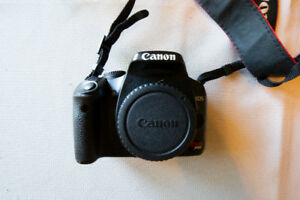 Canon EOS XSi and Accessories Low Shutter Count