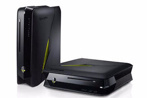 ALIENWARE X51 R2 Intel i5-4460, SSD 240GB + 2TB, 16GB + GPU