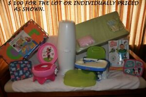 Various baby and kids items - all in excellent condition.