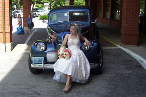 RENT A REALLY NEAT VINTAGE RIDE FOR YOUR SPECIAL DAY London Ontario image 5