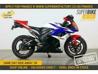2010 HONDA CBR600RR ALL TYPES OF CREDIT ACCEPTED