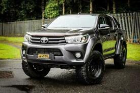 image for 2016 66 TOYOTA HI-LUX 2.4 INVINCIBLE 4WD D-4D DCB 164 BHP DIESEL