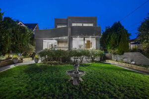 Luxury house in West Vancouver