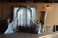 Large Archway - Wedding/Anniversary used at Music Barn
