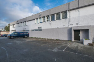 Office/Warehouse Space on 2nd floor for Rent near Metrotown Mall