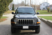2006 Jeep Liberty Limited SUV, Leather interior, Crossover
