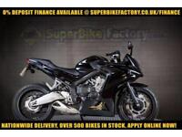 2015 15 HONDA CBR650 650CC 0% DEPOSIT FINANCE AVAILABLE