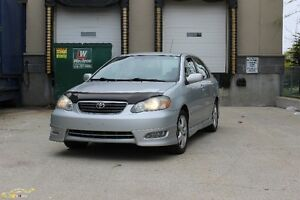 2006 Toyota Corolla XRS Sedan PRICE DROP*
