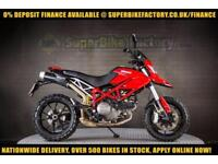 2012 12 DUCATI HYPERMOTARD 796 796CC 0% DEPOSIT FINANCE AVAILABLE