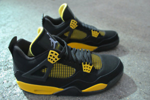 "Air Jordan 4 Retro "" Thunder """