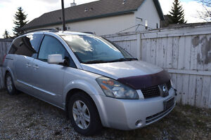 2004 Nissan Quest VAN (FOR PARTS ONLY)