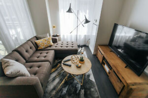 Downtown Toronto 3 bedroom King West Furnished
