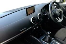 2018 Audi A3 Sportback Sport 1.0 TFSI 116 PS 6-speed Hatchback Petrol Manual