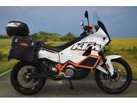 KTM 990 Adventure 2012**KTM LUGGAGE, 12268 MILES, ABS**
