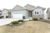 **Awesome Bungalow Backing Onto Green Space**