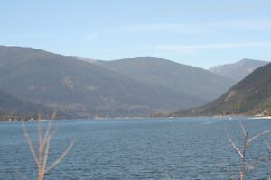 WATERFRONT LOT IN NELSON
