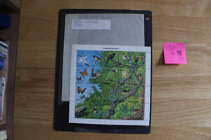 Stamps - Dominica - Rainforest Issue/20 Stamps - Mint Sheet