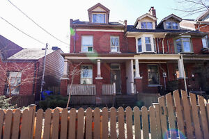 3 Story Historical Home in Cabbagetown - 96 Walkscore!