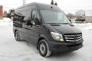 Reprise de location Sprinter V6 Bluetec 2015 avec incitatif $$