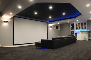 Custom Home Theatre