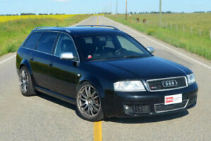 2003 Audi RS6 Avant (REDUCED)