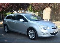 Vauxhall/Opel Astra 1.7CDTi 16v 2012 ecoFLEX SE, 93K MILES, FULL S/HIST. NEW MOT
