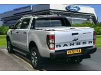 2020 Ford Ranger Pick Up Double Cab Wildtrak 3.2 EcoBlue 200 Auto Pick Up Diesel