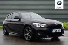 image for 2019 BMW 1 SERIES HATCHBACK SPECIAL EDITION 120i (2.0) M Sport Shadow Ed 3dr Ste