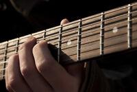 1er Cours Gratuit sans aucune obligation, 375$/15 cours guitare