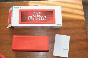 Blaster Portable Wireless Speaker