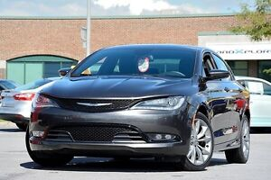 2016 Chrysler 200S AWD FULL EQUIPED CAMÉRA+TOIT+GPS