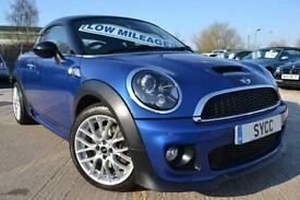 2013 Mini Coupe 1.6 Cooper S 3dr FACTORY JOHN COOPER WORKS KIT 3 door Coupe