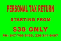 Best and Fast Tax Services Tax Preparation E-file from $30