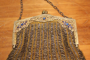 Old Antique Beaded Purse/Evening Bag London Ontario image 3