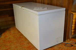 Large Kenmore Gallery chest freezer.