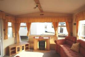 Double Glazed & Central Heating Two Bed Static! Cosy Interior & Has A Bath!