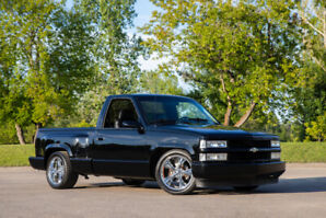 1988 Chevy C1500 Silverado Sport Side Custom Build