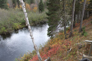 Waterfront Property on the Bartholomew River For Sale