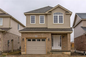 Brand New detached Home for sale $499k-London,ontario